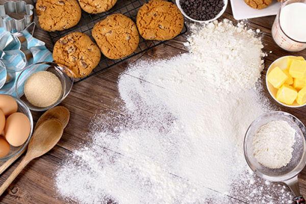 3 интересных рецепта печенья без глютена