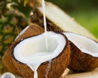 Рецепт домашних кокосовых сливок и молока?
