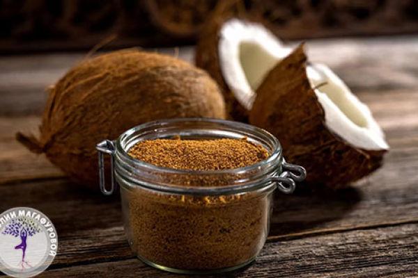 7 главных преимуществ кокосового сахара и его гликемический индекс