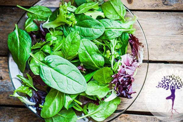 9 удивительных свойств зеленых листовых овощей полный список