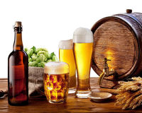 А, вы знаете, что в алкогольных напитках есть глютен?