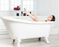 Королевская ванна красоты с солью Эпсома