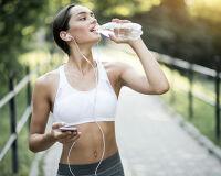 А, вы пьете во время тренировки воду с сахаром?