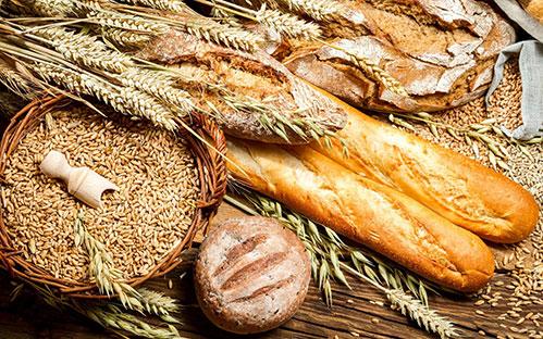 Хлеб зерно колос