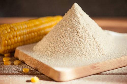 Кукуруза и мука