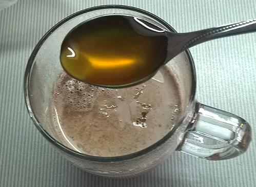 Мёд и какао