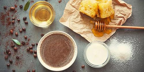 Мед сахар соль