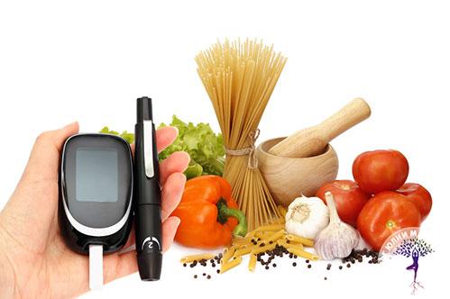 Диабет и продукты