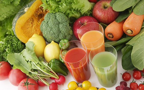 Овощи и соки