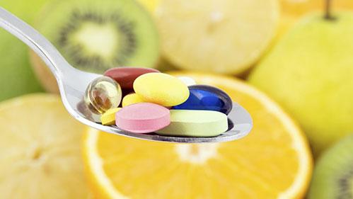Витаминки на ложке