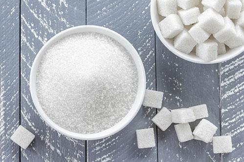 Сахар разный