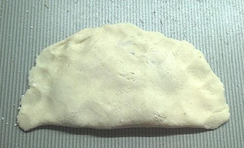 Сырой чебурек