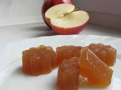 Яблочный мармеладик