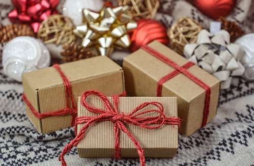 Красивые подарки