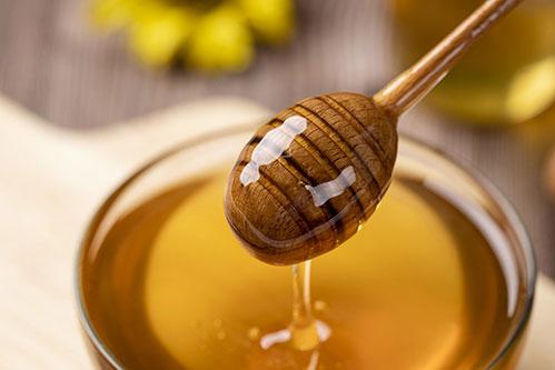 Мёд для подслащивания