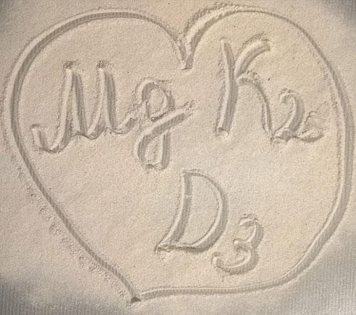 Mg K2 D3 в сердце